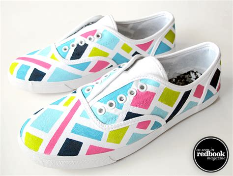 Sepatu Casual Project Zapato diy summer sneaker makeover on what i wore