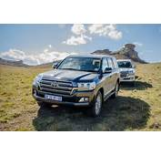 The Refreshed Toyota Land Cruiser 200 Is Now Available In South Africa