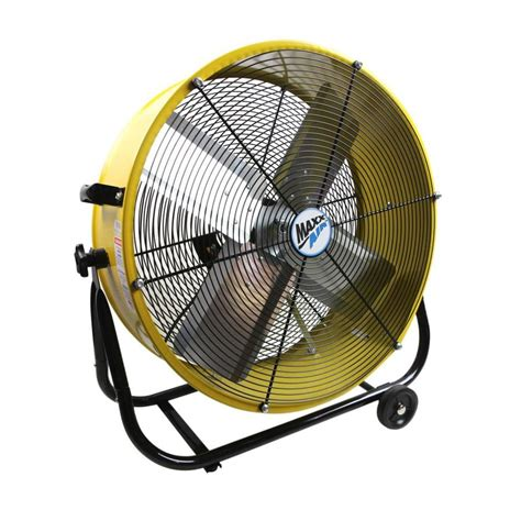 high velocity shop fan shop maxxair 24 in 2 speed high velocity fan at lowes com