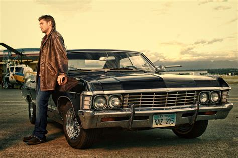 spn impala supernatural images dean and the impala hd wallpaper and
