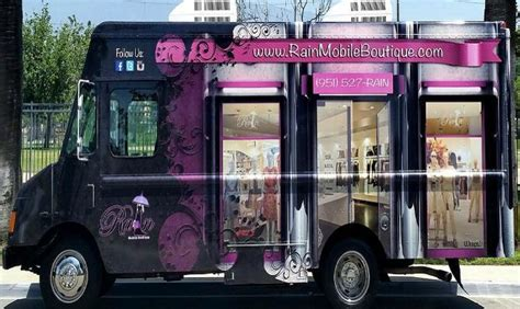 boutique mobile 17 best ideas about mobile fashion truck on