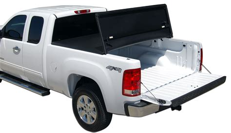 Folding Truck Bed Covers Tonno Pro 42 100 Tri Fold Truck Tonneau Cover 6 5 Bed Cap Chevy Gmc Ebay
