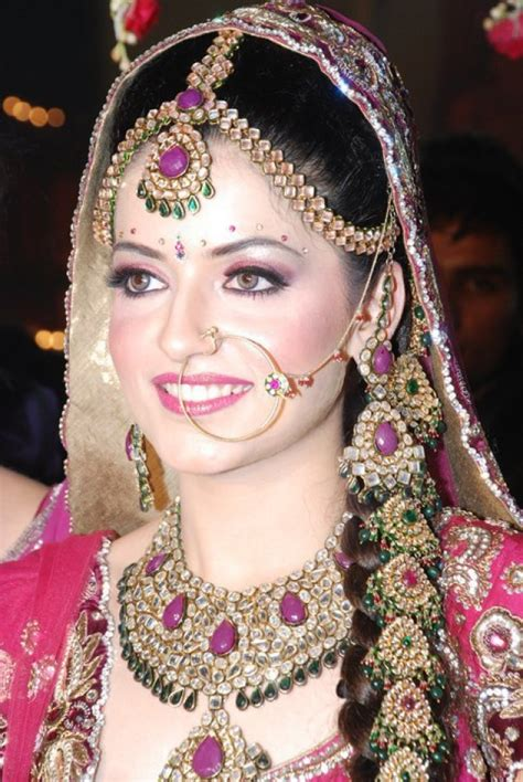 hairstyles for indian dulhan how to choose matha patti style according to face shape