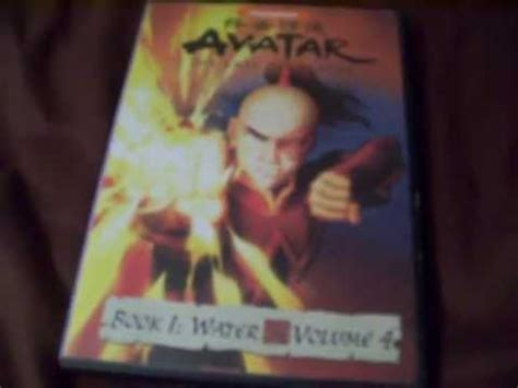 Avatar The Last Airbender Vol 5 avatar the last airbender book 1 water vol 4 dvd review