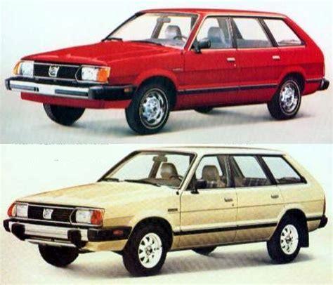 subaru station wagon 1980 frank g 246 pfert die geschichte des impreza gt www goep