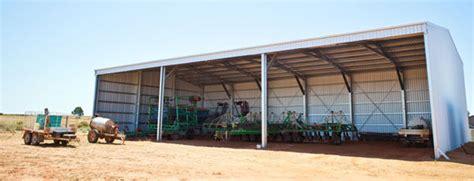 farm sheds wa nt hay machinery storage sheds