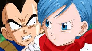 Dragon ball super 042 17 vegeta and bulma clouded anime