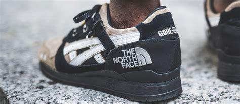 Asics Gel Lyte Iii 03 asics gel lyte iii x the northface the apex sneakers