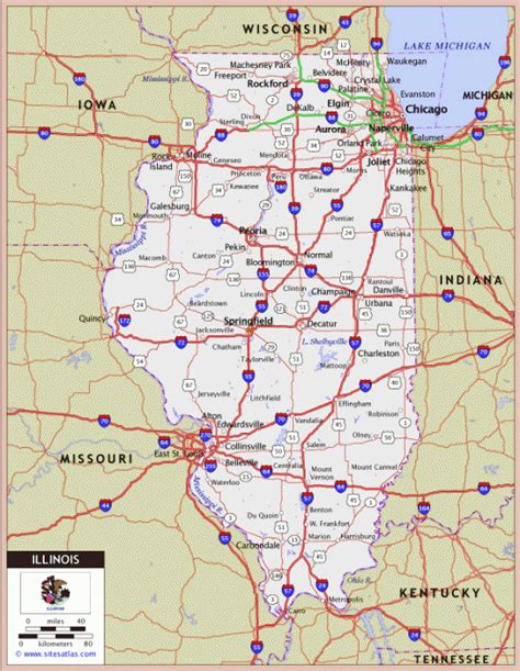 map of illinois illinois powder coating customcoaters