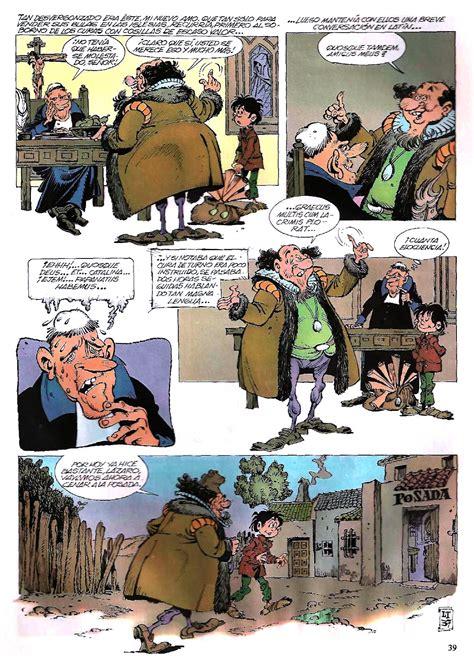 Leer Comics El Lazarillo De Tormes
