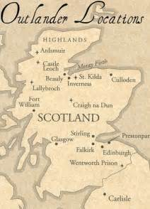 Diana Locations Another Pinner Said Diana Gabaldon S Outlander Series