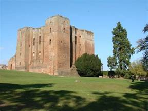 The great tower of kenilworth was one of the very first sections of