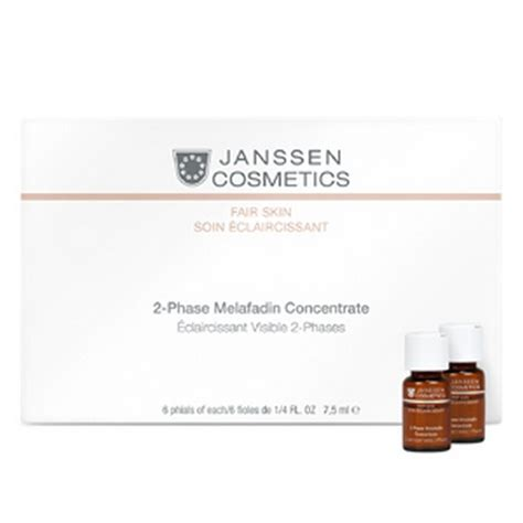 Serum Probeauty 2 phase melafadin concentrate janssen cosmetics pro