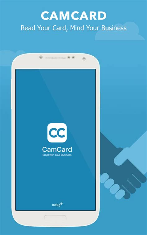 Business Card App