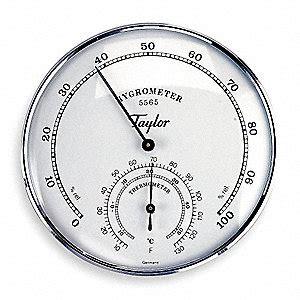 Jual Thermometer Hygrometer Analog analog hygrometer 20 to 120 f 2t701 5565 grainger