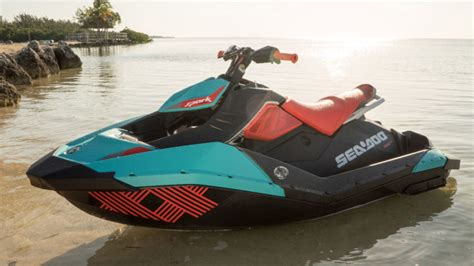 seadoo boat tricks pull tricks with sea doo spark trixx video megayacht news