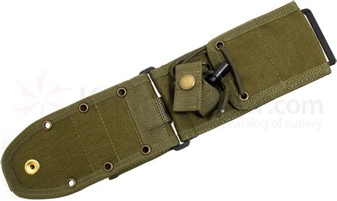 esee 6 molle back esee knives esee 52 mb od molle back sheath for esee 5