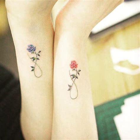 flower sister tattoos flower tattoos best ideas gallery