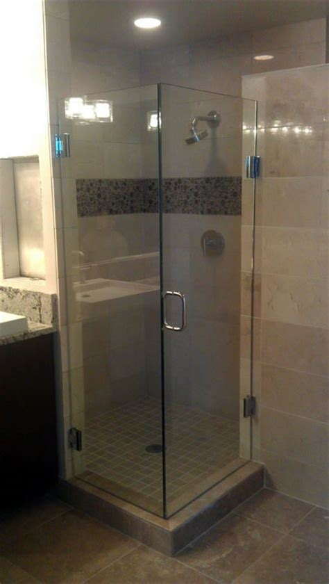 Shower Doors San Diego Frameless Shower Doors Patriot Glass And Mirror San Diego Ca