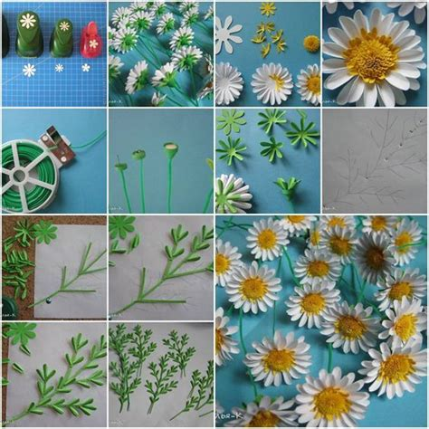 Do It Yourself Paper Crafts - make paper pictures and tutorials on