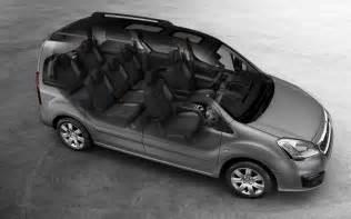 Peugeot Partner 7 Seater Peugeot Partner 2016 Teknikens V 228 Rld