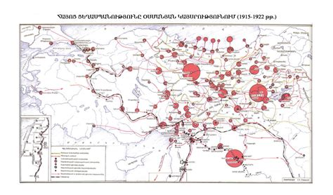 Ottoman Armenians Cilicia Mandate 1918 1921 Armenian Aspirations Turkish Intrigues And