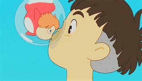 anime fish girl ponyo and sasuke tumblr