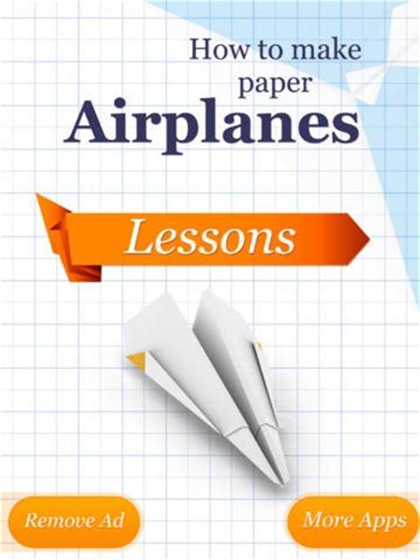 How To Make Paper Airplanes App - anleitung papierflieger falten