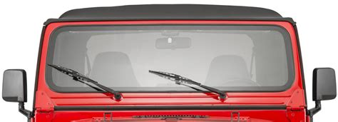 Jeep Windshield Replacement Precision Replacement Parts Dw01141 Gt Glass Windshield