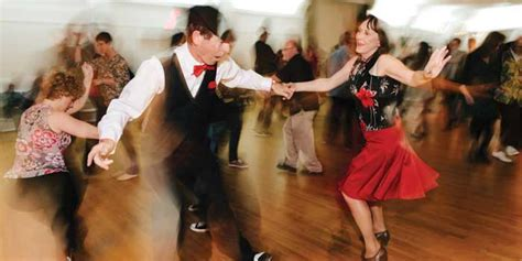 swing dance society the return of swing our state magazine