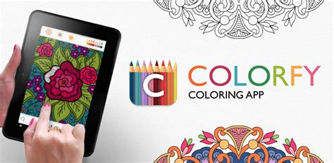 colorfy app coloring pages amazon com colorfy coloring book for adults free