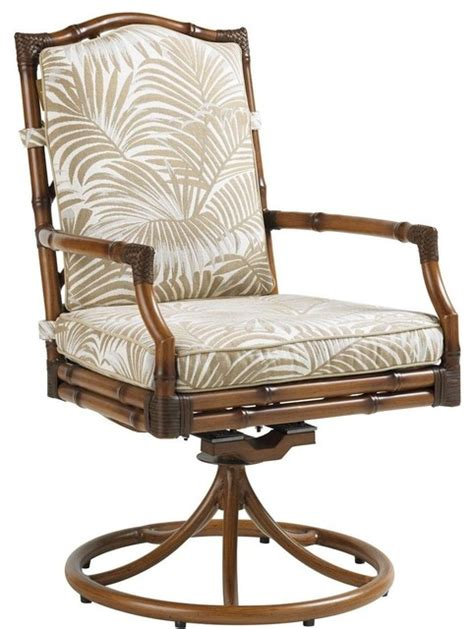 Bahamas Chairs by Bahama Island Estate Veranda Swivel Rocker Dining
