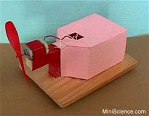 make a model of electric circuit simple electric circuit and a hybrid car boat