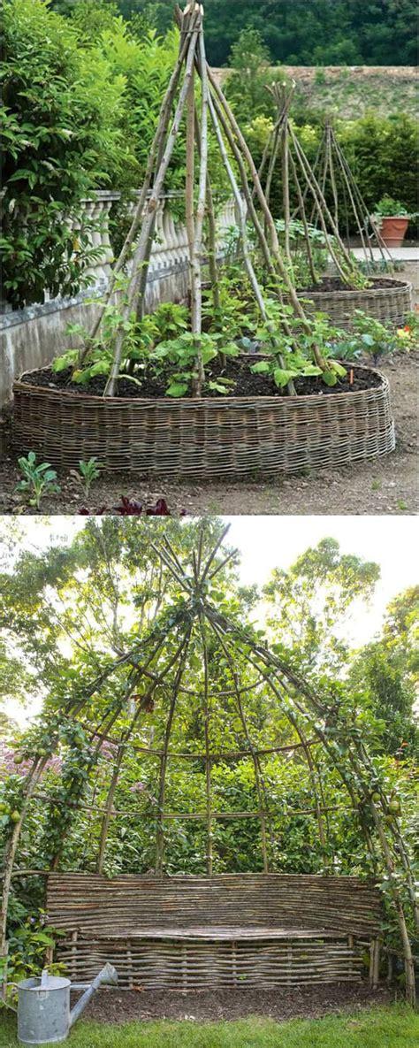 21 easy diy trellis vertical garden structures page 3
