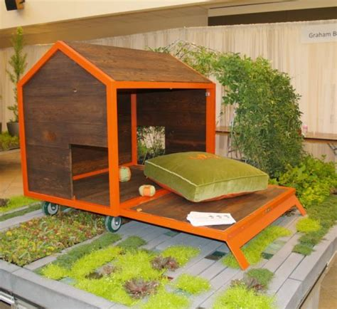 unusual dog houses pin by christina hollis on cool dog houses pinterest