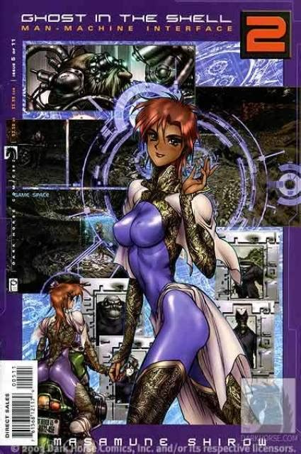 Ghost In The Shell 2 ghost in the shell 2 machine interface 10 issue