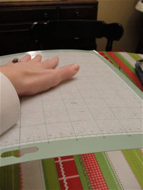 Cricut Mat Sticky Again by Imperfectly Beautiful Make Your Cricut Cutting Mat Sticky
