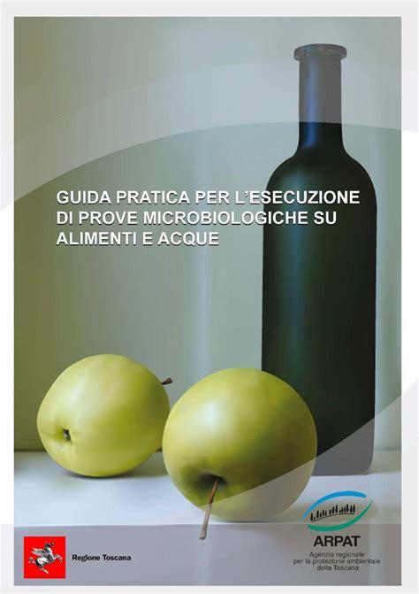 alimenti con manganese guida pratica per l esecuzione di prove microbiologiche su