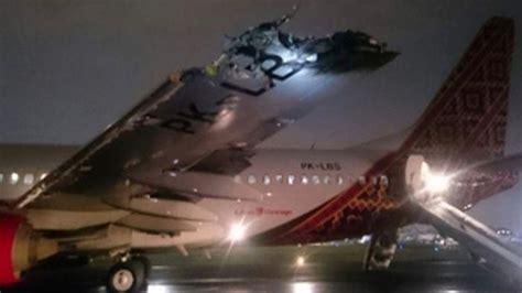 batik air palembang jakarta saksi mata penumpang panik saat di sayap batik air muncul