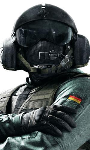 operators tom clancys rainbow  siege ubisoft