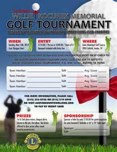 Golf Tournament Registration Template by Sponsorship Form Template Ebook Database