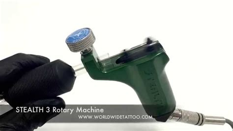 stealth tattoo machine stealth 3 rotary machine
