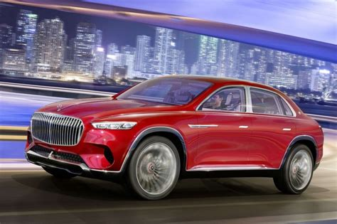 luxury mercedes maybach mercedes maybach luxury concept lekt uit
