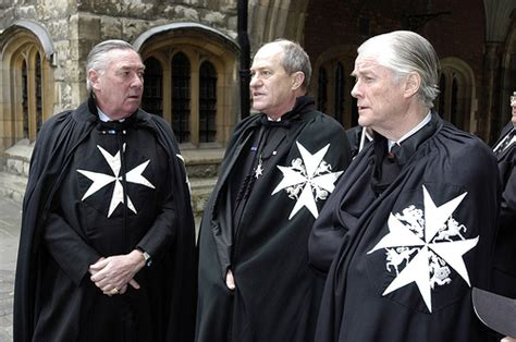 the knights of the order of saint john their london the venerable order of saint john