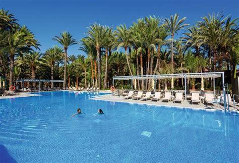 apartamentos en maspalomas todo incluido hotel riu palace oasis en maspalomas destinia