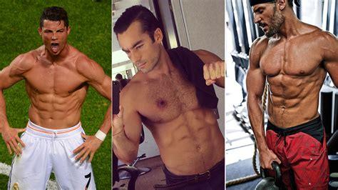 fotos de maluma en boxer y sin camisa 25 hombres famosos sin camiseta joe manganiello