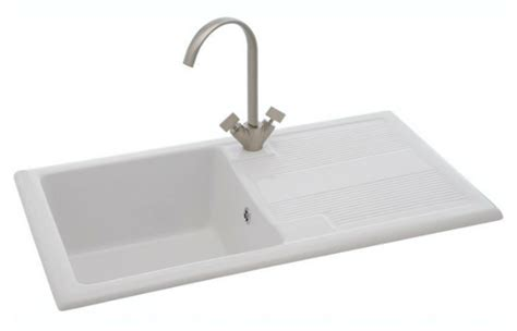 Ceramic Kitchen Sinks Uk Carron Ceramic Kitchen Sinks Shonelle 105 Designer Kitchen Sinks