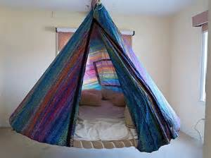 bedroom shape hammock beds for indoors with brown