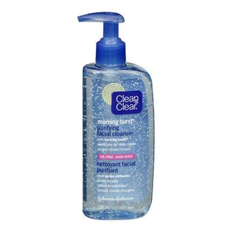 Pembersih Muka Clean N Clear clean clear 174 morning burst 174 purifying cleanser 236 ml walmart ca