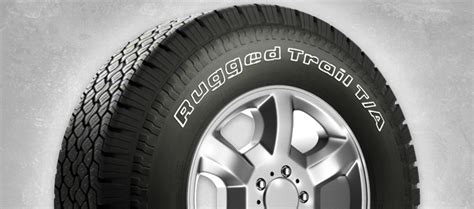 bf goodrich rugged trail p245 65r17 rugged trail t a tires 4wheelonline